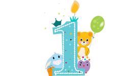 1 års fødselsdag