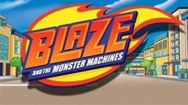 Blaze og Monstermaskinerne