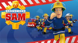 Brandmand Sam licens artikler