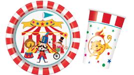 Cirkus fødselsdag