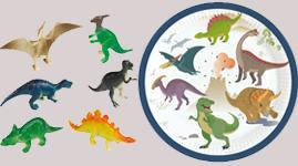 Dinosaur fødselsdag