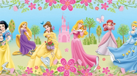 Disney Prinsesser licens artikler