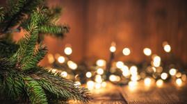 Engangsservice og borddækning til jul