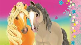 Heste fødselsdag