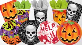 Halloween engangsservice