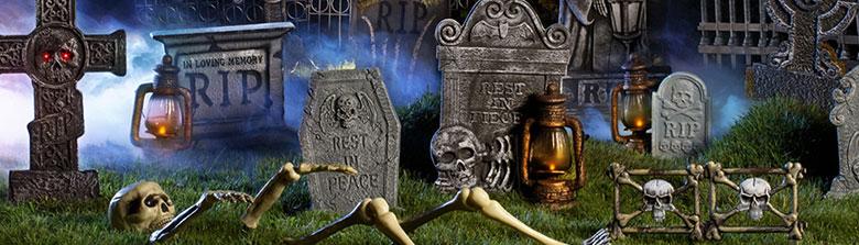 Alt I Halloween Pynt Og Udsmykning Til Billige Penge Festkassendk