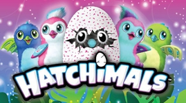Hatchimals temafest