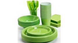 Kiwi grønt service