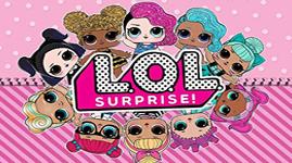 LOL Surprise licens artikler