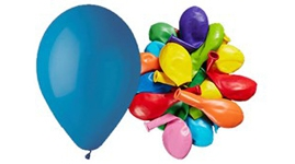 "Balloner 10"" - Almindelige farver"