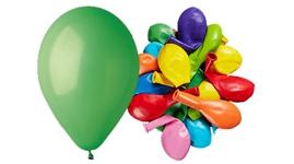 "Balloner 12"" - Almindelige farver"