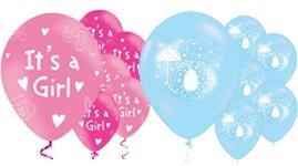 Latex balloner - Baby