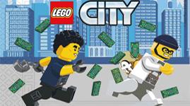 Lego City fødselsdag