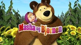 Masha og Bjørnen fødselsdag
