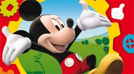 Mickey Mouse fødselsdag