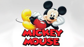 Mickey Mouse licens artikler