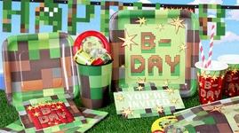 Minecraft fødselsdag