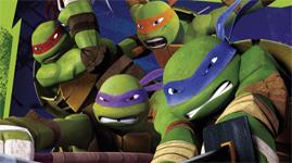 T.M. Ninja Turtles