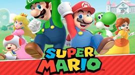 Super Mario fødselsdag