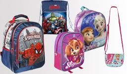 Tasker, rygsække og trolleys