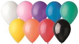 Almindelige balloner i latex