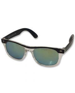 Børne solbrille Sort Spejlrefleks