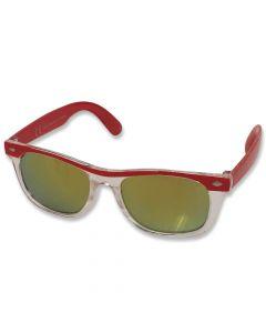 Børne solbrille Rød Spejlrefleks