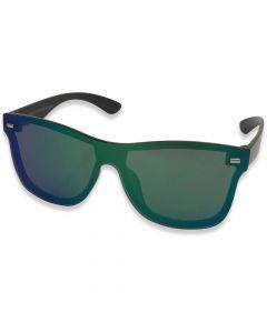 """Solbrille """"Avatar """" Grøn spejlrefleks"""