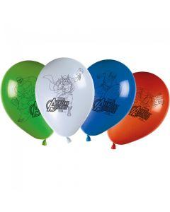 Balloner med Avengers