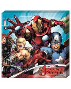 Avengers servietter 20 stk.