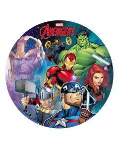 Avengers kageprint