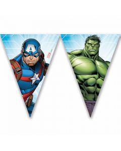 Vimpelbanner med Avengers
