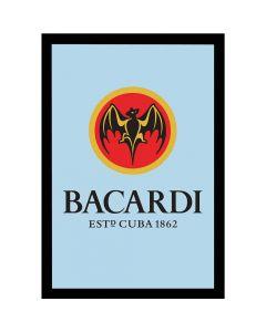 Barspejl Bacardi