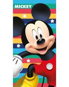 Badehåndklæde med Mickey Mouse
