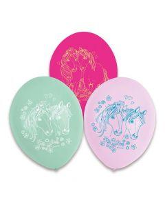 Balloner med balloner
