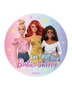 Sukkerprint med Barbie