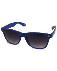 Blå solbrille