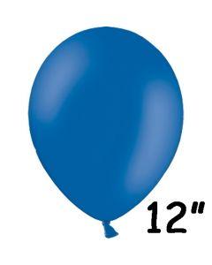"""Blå ballon 12"""" - 1 stk."""