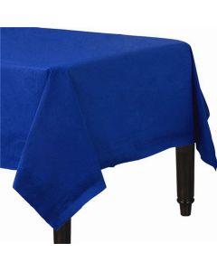 Blå papirdug