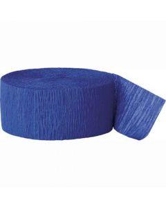 Crepebånd i blå