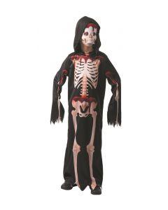 Skelet kostume