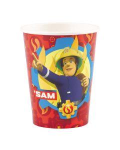 Brandmand Sam papkrus