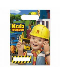 Slikposer med Byggemand Bob