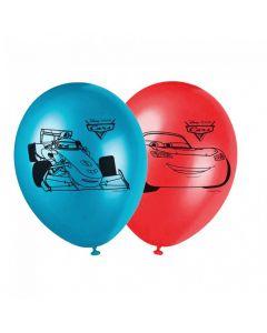 Balloner med Cars