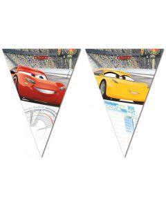 Cars vimpel banner 2,3 meter