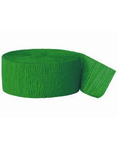 Crepebånd grøn 1 stk.
