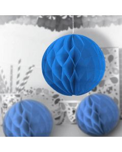 Blå honeycombs