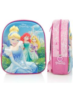 Prinsesse rygsæk i 3D