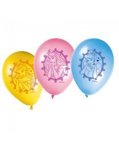 Balloner med Prinsesser