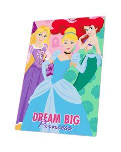 Disney Prinsesser fleecetæppe